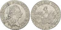 Reichstaler preuß. 1784 A, Berlin. BRANDENBURG-PREUSSEN Friedrich II., ... 375,00 EUR  zzgl. 5,90 EUR Versand