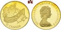100 Dollars 1981. KANADA Elizabeth II seit 1952. Polierte Platte  625,00 EUR  zzgl. 5,90 EUR Versand