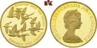 100 Dollars 1978. KANADA Elizabeth II seit 1952. Prachtexemplar von pol... 615,00 EUR  zzgl. 5,90 EUR Versand