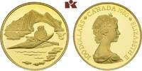 100 Dollars 1980. KANADA Elizabeth II seit 1952. Prachtexemplar von pol... 615,00 EUR  zzgl. 5,90 EUR Versand