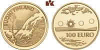 100 Euro 2002. FINNLAND 2. Republik seit 1917. Polierte Platte  305,00 EUR  zzgl. 5,90 EUR Versand