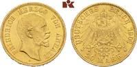 20 Mark 1901. Anhalt Friedrich I., 1871-1904. Vorzüglich-Stempelglanz  3775,00 EUR kostenloser Versand