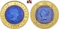1/2 Crown 2000. GIBRALTAR Elizabeth II. seit 1952. Polierte Platte  425,00 EUR  zzgl. 5,90 EUR Versand