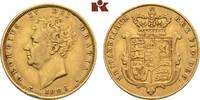 Sovereign 1826, London. GROSSBRITANNIEN / IRLAND George IV, 1820-1830. ... 965,00 EUR  zzgl. 5,90 EUR Versand