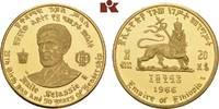 20 Dollars 1966. ÄTHIOPIEN Haile Selassie, 1930-1936 und 1941-1974. Pra... 335,00 EUR  zzgl. 5,90 EUR Versand