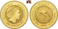 200 Dollars (2 Unzen) 1999. Perth Mint. AUSTRALIEN Elizabeth II. seit 1... 2550,00 EUR kostenloser Versand