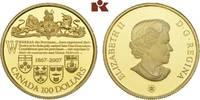 100 Dollars 2007. KANADA Elizabeth II seit 1952. Polierte Platte  315,00 EUR  zzgl. 5,90 EUR Versand