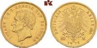 20 Mark 1872. Sachsen Johann, 1854-1873. Vorzüglich  525,00 EUR  zzgl. 5,90 EUR Versand
