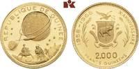 2.000 Francs 1969, Paris. GUINEA Republik. Polierte Platte  315,00 EUR  zzgl. 5,90 EUR Versand