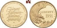 5 Dollars 1991 W, West Point. VEREINIGTE STAATEN VON AMERIKA / USA Föde... 315,00 EUR  zzgl. 5,90 EUR Versand
