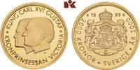 2000 Kronen 1999. SCHWEDEN Karl XVI. Gustaf seit 1973. Polierte Platte  575,00 EUR  zzgl. 5,90 EUR Versand