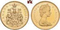 20 Dollars 1967. KANADA Elizabeth II seit 1952. Stempelglanz  695,00 EUR  zzgl. 5,90 EUR Versand