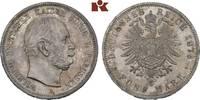 5 Mark 1876 B. Preussen Wilhelm I., 1861-1888. Vorzüglich-Stempelglanz  745,00 EUR  zzgl. 5,90 EUR Versand