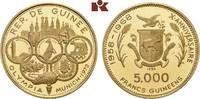 5.000 Francs 1969. GUINEA Republik. Prachtexemplar von polierten Stempe... 1145,00 EUR kostenloser Versand
