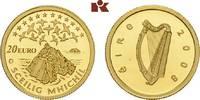 20 Euro 2008. GROSSBRITANNIEN / IRLAND Republik seit 1937. Polierte Pla... 65,00 EUR  zzgl. 5,90 EUR Versand