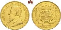 Pound (Krügerpond) 1898. SÜDAFRIKA Südafrikanische Republik. Fast vorzü... 695,00 EUR  zzgl. 5,90 EUR Versand
