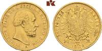 20 Mark 1872. Mecklenburg-Schwerin Friedrich Franz II., 1842-1883. Sehr... 1575,00 EUR kostenloser Versand