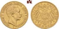 10 Mark 1895 A. Preussen Wilhelm II., 1888-1918. Sehr schön  995,00 EUR  zzgl. 5,90 EUR Versand