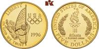 5 Dollars 1996 W, West Point. VEREINIGTE STAATEN VON AMERIKA / USA Föde... 335,00 EUR  zzgl. 5,90 EUR Versand