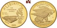 5 Dollars 1995 W, West Point, VEREINIGTE STAATEN VON AMERIKA / USA Föde... 315,00 EUR  zzgl. 5,90 EUR Versand