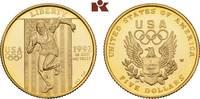 5 Dollars 1992 W, West Point. VEREINIGTE STAATEN VON AMERIKA / USA Föde... 345,00 EUR  zzgl. 5,90 EUR Versand