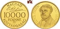10.000 Forint 1993. UNGARN 2. Republik seit 1989. Polierte Platte  315,00 EUR  zzgl. 5,90 EUR Versand