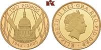 2 Pounds 2005, London. GROSSBRITANNIEN / IRLAND Elizabeth II seit 1952.... 675,00 EUR  zzgl. 5,90 EUR Versand