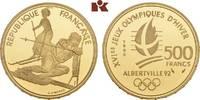 500 Francs 1990. FRANKREICH 5. Republik seit 1958. Polierte Platte  675,00 EUR  zzgl. 5,90 EUR Versand