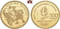 500 Francs 1991. FRANKREICH 5. Republik seit 1958. Polierte Platte  635,00 EUR  zzgl. 5,90 EUR Versand