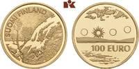 100 Euro 2002. FINNLAND 2. Republik seit 1917. Polierte Platte  355,00 EUR  zzgl. 5,90 EUR Versand