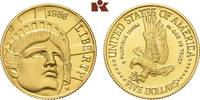 5 Dollars 1986 W, West Point. VEREINIGTE STAATEN VON AMERIKA / USA Föde... 335,00 EUR  zzgl. 5,90 EUR Versand