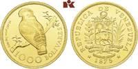1.000 Bolivares 1975. VENEZUELA Republik. Fast Stempelglanz  1375,00 EUR kostenloser Versand