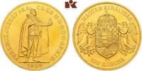 100 Kronen 1908 KB, Kremnitz. KAISERREICH ÖSTERREICH Franz Josef I., 18... 1695,00 EUR kostenloser Versand