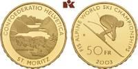 50 Franken 2003 B, Bern. SCHWEIZ  Polierte Platte  895,00 EUR  zzgl. 5,90 EUR Versand