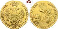 Dukat 1730, LÜBECK  Min. berieben, min. gewellt, sehr schön +  1475,00 EUR kostenloser Versand