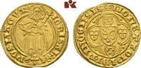 Goldgulden o. J. (1399-1402), Bingen MAINZ Johann II. von Nassau, 1397-... 1245,00 EUR kostenloser Versand