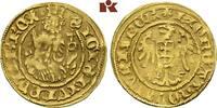 Goldgulden o. J. (1414-1419). NÜRNBERG Sigismund, 1410-1437. Sehr schön  945,00 EUR  zzgl. 5,90 EUR Versand