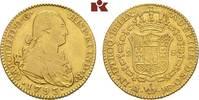 2 Escudos 1793 M/MF, Madrid. SPANIEN Carlos IV., 1788-1808. Sehr schön  295,00 EUR  zzgl. 5,90 EUR Versand