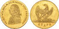 Friedrichs d'or 1798 A, Berlin. BRANDENBURG-PREUSSEN Friedrich Wilhelm ... 4275,00 EUR kostenloser Versand