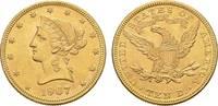 10 Dollars 1907, Philadelphia. VEREINIGTE STAATEN VON AMERIKA / USA Föd... 745,00 EUR  zzgl. 5,90 EUR Versand