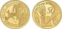 50 Euro 2007. BELGIEN Albert II. seit 1993. Polierte Platte  275,00 EUR  zzgl. 5,90 EUR Versand
