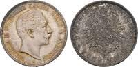 5 Mark 1888 A. Preussen Wilhelm II., 1888-1918. Attraktives Exemplar mi... 1675,00 EUR kostenloser Versand
