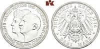 3 Mark 1914. Anhalt Friedrich II., 1904-1918. Vorzüglich  70,00 EUR  zzgl. 5,90 EUR Versand