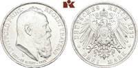 3 Mark 1911. Bayern Luitpold, Prinzregent, 1886-1912. Vorzüglich-Stempe... 65,00 EUR  zzgl. 5,90 EUR Versand