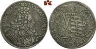 2/3 Taler 1697, Leipzig. SACHSEN Friedrich August I., 1694-1733 (August... 495,00 EUR  zzgl. 5,90 EUR Versand