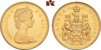 20 Dollars 1967. KANADA Elizabeth II seit 1952. Prachtexemplar von poli... 745,00 EUR  zzgl. 5,90 EUR Versand