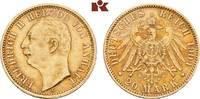 20 Mark 1904. Anhalt Friedrich II., 1904-1918. Sehr schön-vorzüglich  1945,00 EUR kostenloser Versand
