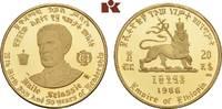 20 Dollars 1966. ÄTHIOPIEN Haile Selassie, 1930-1936 und 1941-1974. Pra... 325,00 EUR  zzgl. 5,90 EUR Versand