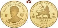 50 Dollars 1966. ÄTHIOPIEN Haile Selassie, 1930-1936 und 1941-1974. Pra... 815,00 EUR  zzgl. 5,90 EUR Versand