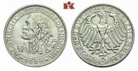 3 Reichsmark 1928 D. WEIMARER REPUBLIK  Fast Stempelglanz  595,00 EUR  zzgl. 5,90 EUR Versand